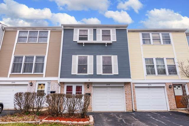 2038 Stanley Court, Schaumburg, IL 60194 (MLS #10682248) :: The Wexler Group at Keller Williams Preferred Realty