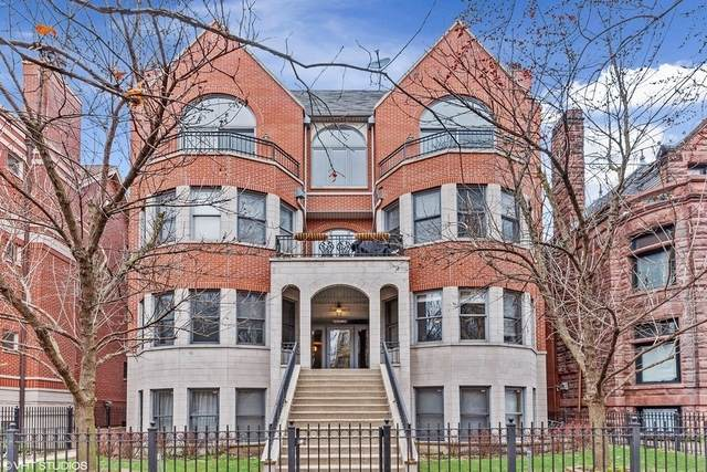 2026 W Pierce Avenue #8, Chicago, IL 60622 (MLS #10682282) :: Touchstone Group