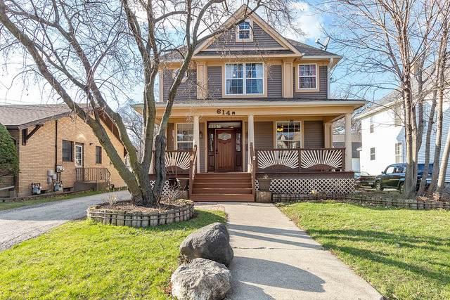614 South Street, Elgin, IL 60123 (MLS #10682316) :: The Dena Furlow Team - Keller Williams Realty