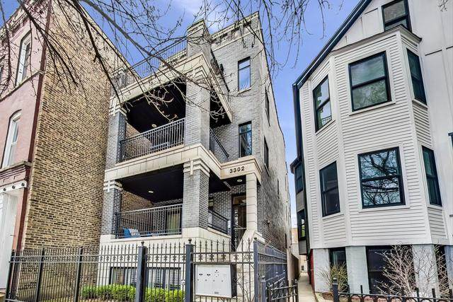 3302 N Racine Avenue #1, Chicago, IL 60657 (MLS #10682400) :: BN Homes Group