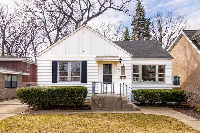 2013 Des Plaines Avenue, Park Ridge, IL 60068 (MLS #10682411) :: The Wexler Group at Keller Williams Preferred Realty