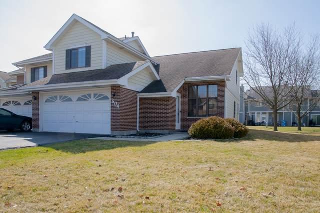 504 Sarah Court, Wood Dale, IL 60191 (MLS #10682432) :: John Lyons Real Estate