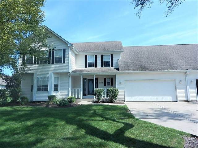 14817 S Eastern Avenue, Plainfield, IL 60544 (MLS #10682458) :: Helen Oliveri Real Estate