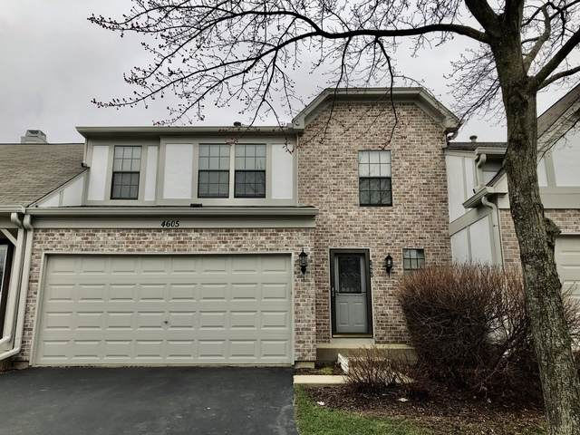 4605 Olmstead Drive, Hoffman Estates, IL 60192 (MLS #10682474) :: Helen Oliveri Real Estate