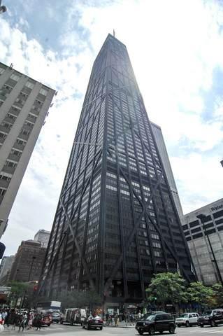 175 E Delaware Place #4522, Chicago, IL 60611 (MLS #10682491) :: John Lyons Real Estate