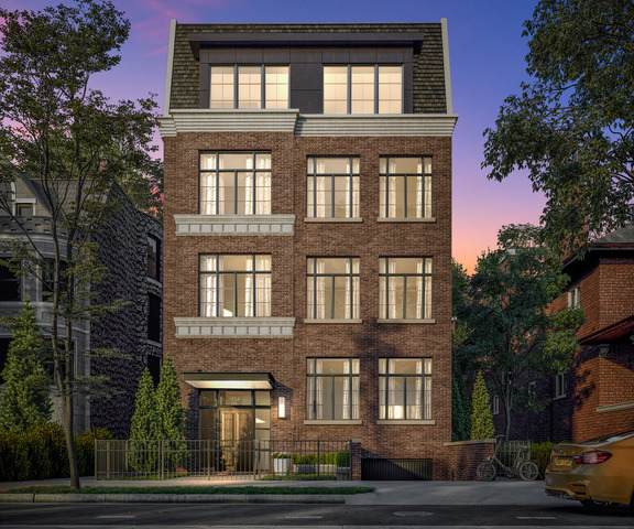 454 W Barry Avenue #2, Chicago, IL 60657 (MLS #10682496) :: John Lyons Real Estate