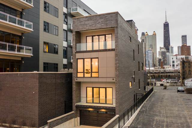 867 N Sedgwick Street #2, Chicago, IL 60610 (MLS #10682514) :: John Lyons Real Estate