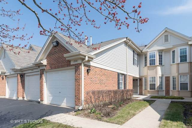 1916 Quaker Hollow Lane, Streamwood, IL 60107 (MLS #10682517) :: Helen Oliveri Real Estate