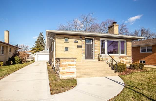 4532 W 100th Place, Oak Lawn, IL 60453 (MLS #10682534) :: Century 21 Affiliated