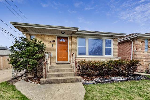 5614 N Odell Avenue, Chicago, IL 60631 (MLS #10682547) :: Property Consultants Realty
