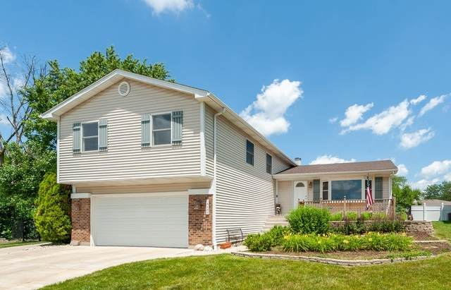 4127 Victoria Drive, Hoffman Estates, IL 60192 (MLS #10682579) :: Knott's Real Estate Team