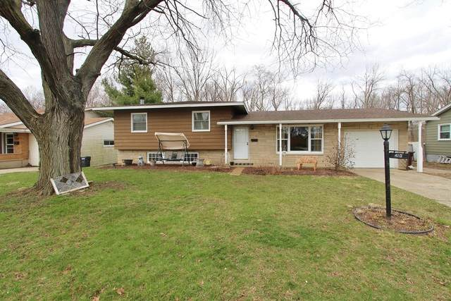 410 Maple Drive, Morris, IL 60450 (MLS #10682604) :: The Wexler Group at Keller Williams Preferred Realty