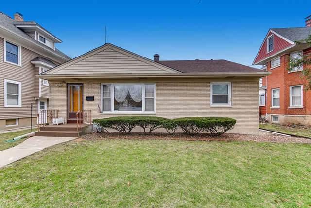 411 Morgan Street, Elgin, IL 60123 (MLS #10682607) :: Knott's Real Estate Team