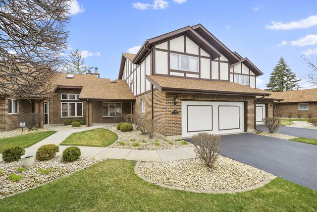 8969 Silverdale Drive 1C, Orland Park, IL 60462 (MLS #10682611) :: Century 21 Affiliated