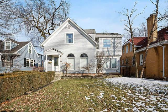 419 N Root Street, Park Ridge, IL 60068 (MLS #10682619) :: The Wexler Group at Keller Williams Preferred Realty
