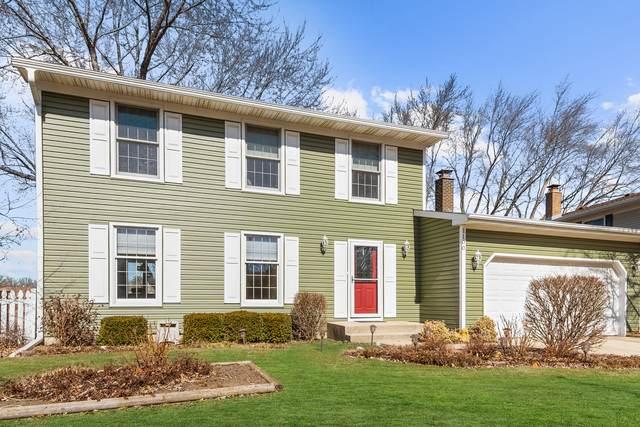 1100 Dresden Drive, Hoffman Estates, IL 60192 (MLS #10682622) :: Knott's Real Estate Team