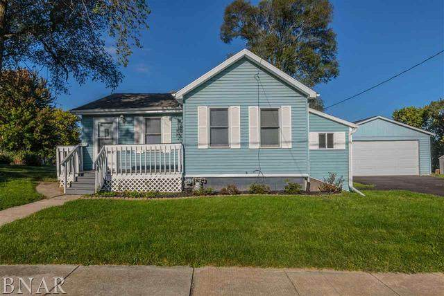 1512 N Morris Avenue, Bloomington, IL 61701 (MLS #10682625) :: Jacqui Miller Homes
