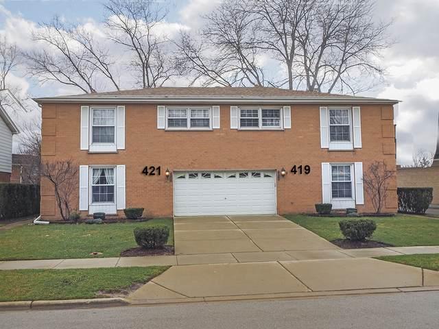 419 E Valley Lane, Arlington Heights, IL 60004 (MLS #10682656) :: The Dena Furlow Team - Keller Williams Realty