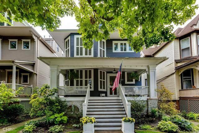 2045 W Bradley Place, Chicago, IL 60618 (MLS #10682686) :: Helen Oliveri Real Estate