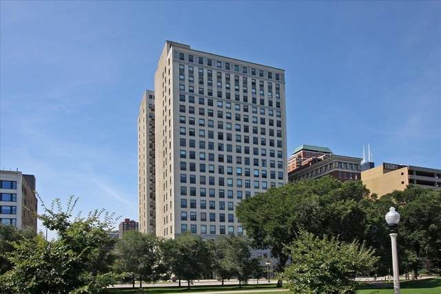 910 S Michigan Avenue S #1805, Chicago, IL 60605 (MLS #10682688) :: Property Consultants Realty