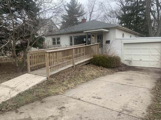 1522 Ridge Road, Homewood, IL 60430 (MLS #10682689) :: The Wexler Group at Keller Williams Preferred Realty