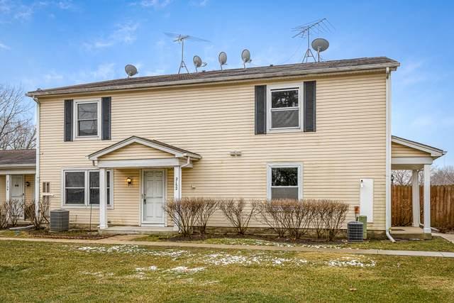 2152 N Dogwood Lane, Palatine, IL 60074 (MLS #10682695) :: Helen Oliveri Real Estate