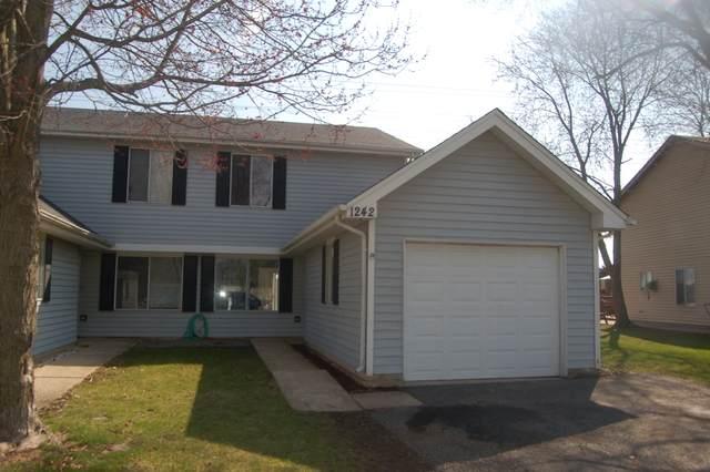 1242 Andover Circle, Aurora, IL 60504 (MLS #10682715) :: Ryan Dallas Real Estate