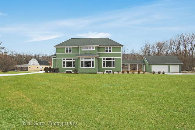 24626 S Klemme Road, Crete, IL 60417 (MLS #10682757) :: Property Consultants Realty