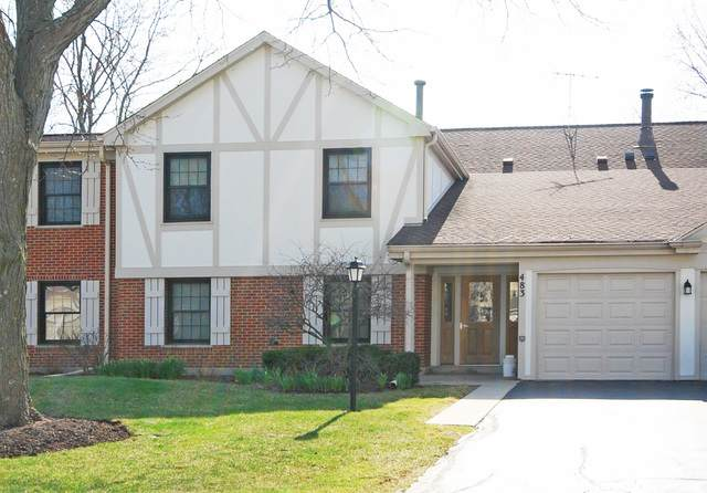 483 Thornhill Lane C2, Wheeling, IL 60090 (MLS #10682766) :: Helen Oliveri Real Estate