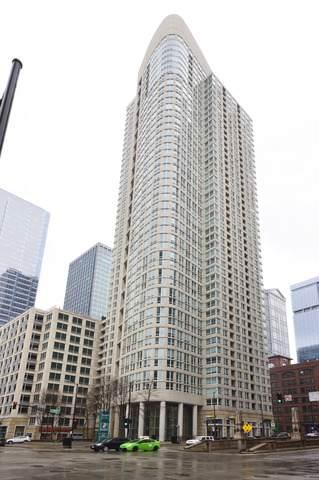 345 N Lasalle Drive #4503, Chicago, IL 60654 (MLS #10682771) :: Ryan Dallas Real Estate