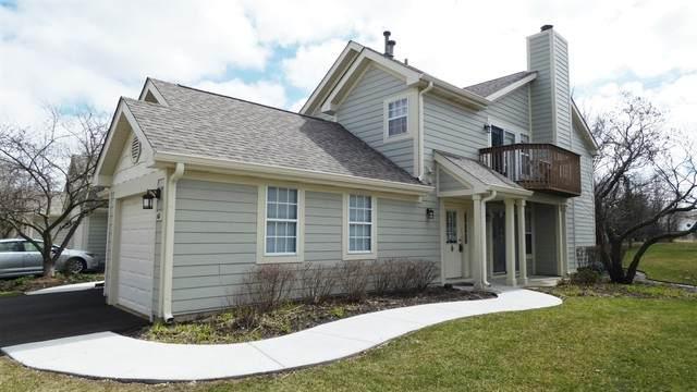 161 W Hamilton Drive, Palatine, IL 60067 (MLS #10682773) :: Helen Oliveri Real Estate