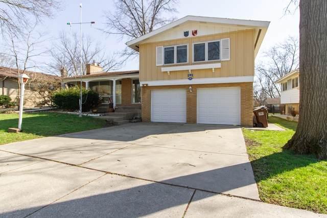 18601 Poplar Avenue, Homewood, IL 60430 (MLS #10682818) :: The Wexler Group at Keller Williams Preferred Realty