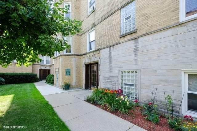 6507 N Mozart Street 1A, Chicago, IL 60645 (MLS #10682828) :: John Lyons Real Estate