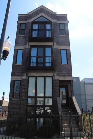 2539 W Warren Boulevard #2, Chicago, IL 60612 (MLS #10682834) :: Property Consultants Realty