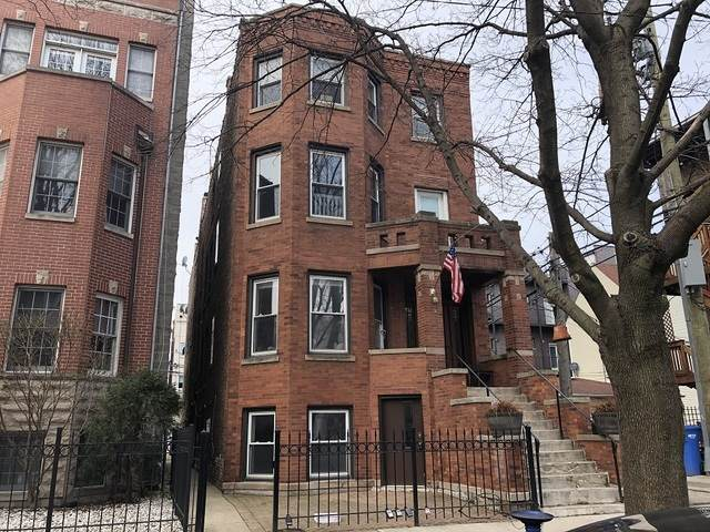 2744 N Bosworth Avenue G, Chicago, IL 60614 (MLS #10682836) :: Touchstone Group