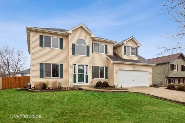 1434 Mesa Drive, Bolingbrook, IL 60490 (MLS #10682844) :: The Wexler Group at Keller Williams Preferred Realty
