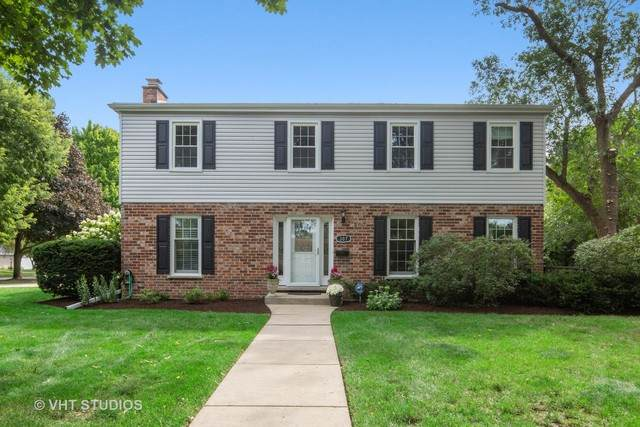 307 S Ellyn Avenue, Glen Ellyn, IL 60137 (MLS #10682852) :: The Wexler Group at Keller Williams Preferred Realty