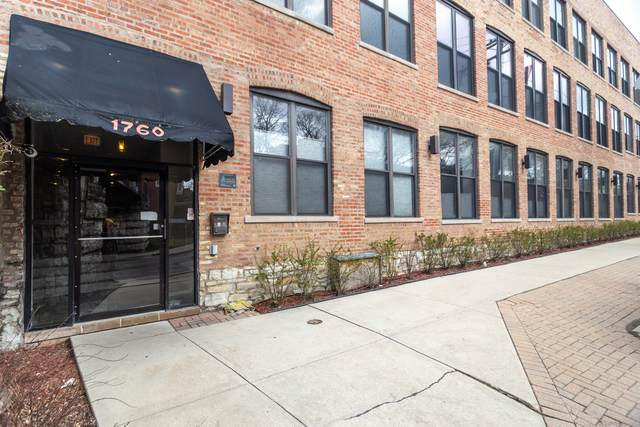 1760 W Wrightwood Avenue #207, Chicago, IL 60614 (MLS #10682924) :: John Lyons Real Estate