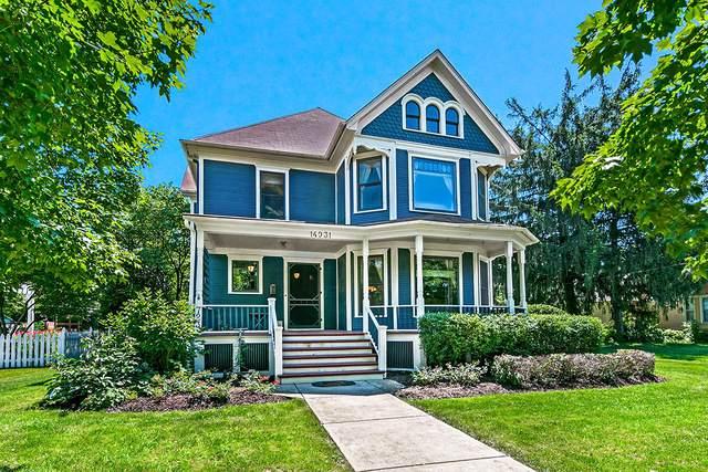 14931 S Bartlett Avenue, Plainfield, IL 60544 (MLS #10682955) :: Jacqui Miller Homes