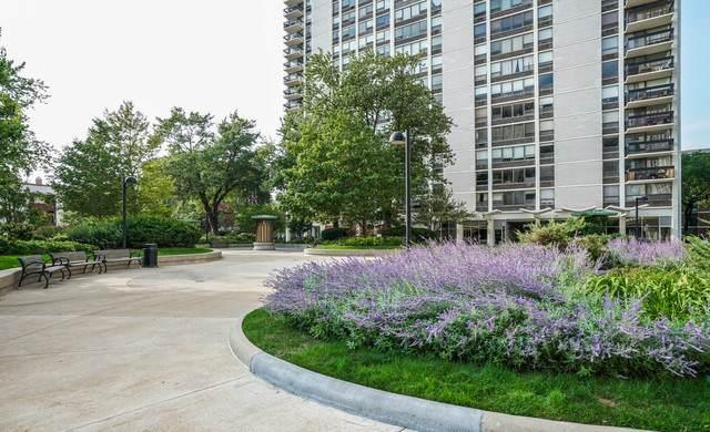 1460 N Sandburg Terrace 2102A, Chicago, IL 60610 (MLS #10682973) :: The Mattz Mega Group
