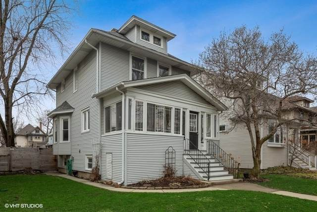 633 S Lyman Avenue S, Oak Park, IL 60304 (MLS #10682975) :: Helen Oliveri Real Estate