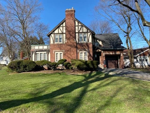 739 Perth Avenue, Flossmoor, IL 60422 (MLS #10683033) :: The Wexler Group at Keller Williams Preferred Realty