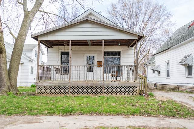 715 W Washington Street, Bloomington, IL 61701 (MLS #10683076) :: Property Consultants Realty