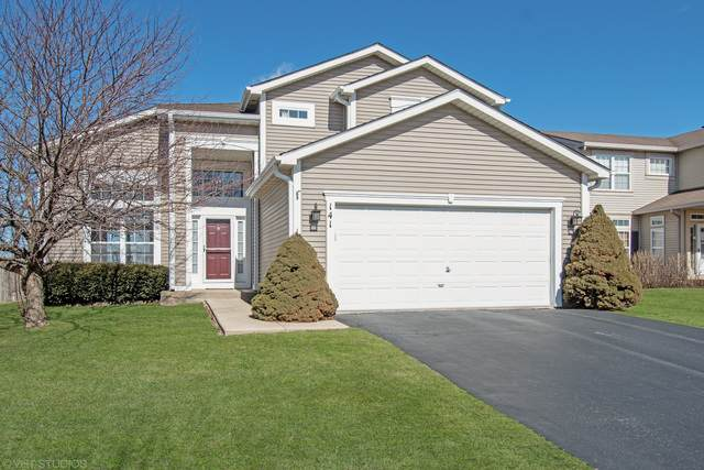 141 Willow Bnd, Bolingbrook, IL 60490 (MLS #10683078) :: The Wexler Group at Keller Williams Preferred Realty