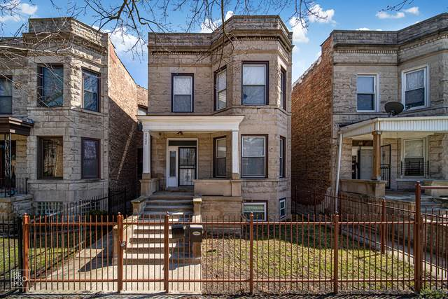 5753 S Sangamon Street, Chicago, IL 60621 (MLS #10683082) :: Helen Oliveri Real Estate