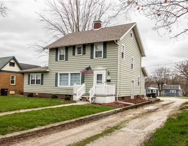 1624 N Gilbert Street, Danville, IL 61832 (MLS #10683103) :: Property Consultants Realty