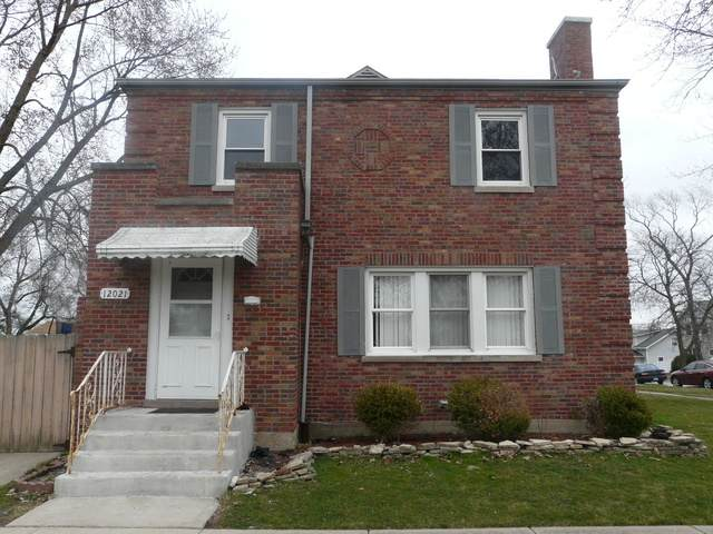 12021 Irving Avenue, Blue Island, IL 60406 (MLS #10683120) :: Property Consultants Realty