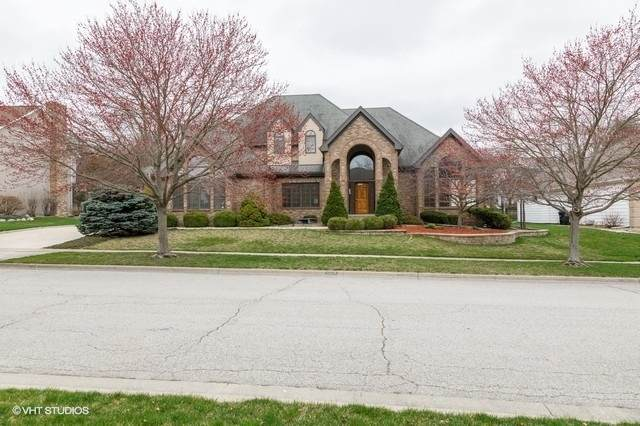 1306 Crown Court, Bloomington, IL 61704 (MLS #10683129) :: Century 21 Affiliated