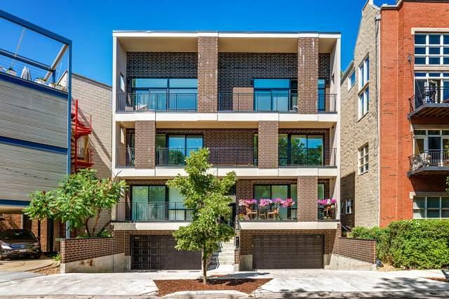 1310 N Cleveland Avenue #2, Chicago, IL 60610 (MLS #10683153) :: Ryan Dallas Real Estate