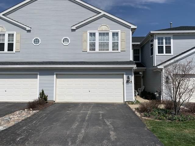 1024 Key Largo Drive, Romeoville, IL 60446 (MLS #10683203) :: Angela Walker Homes Real Estate Group